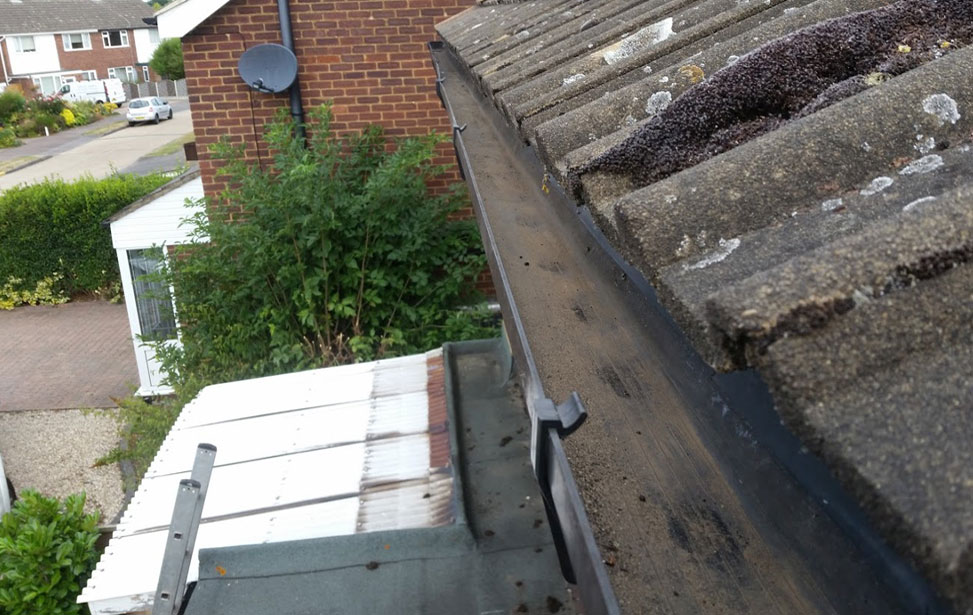 Gutter Cleaning Essex After