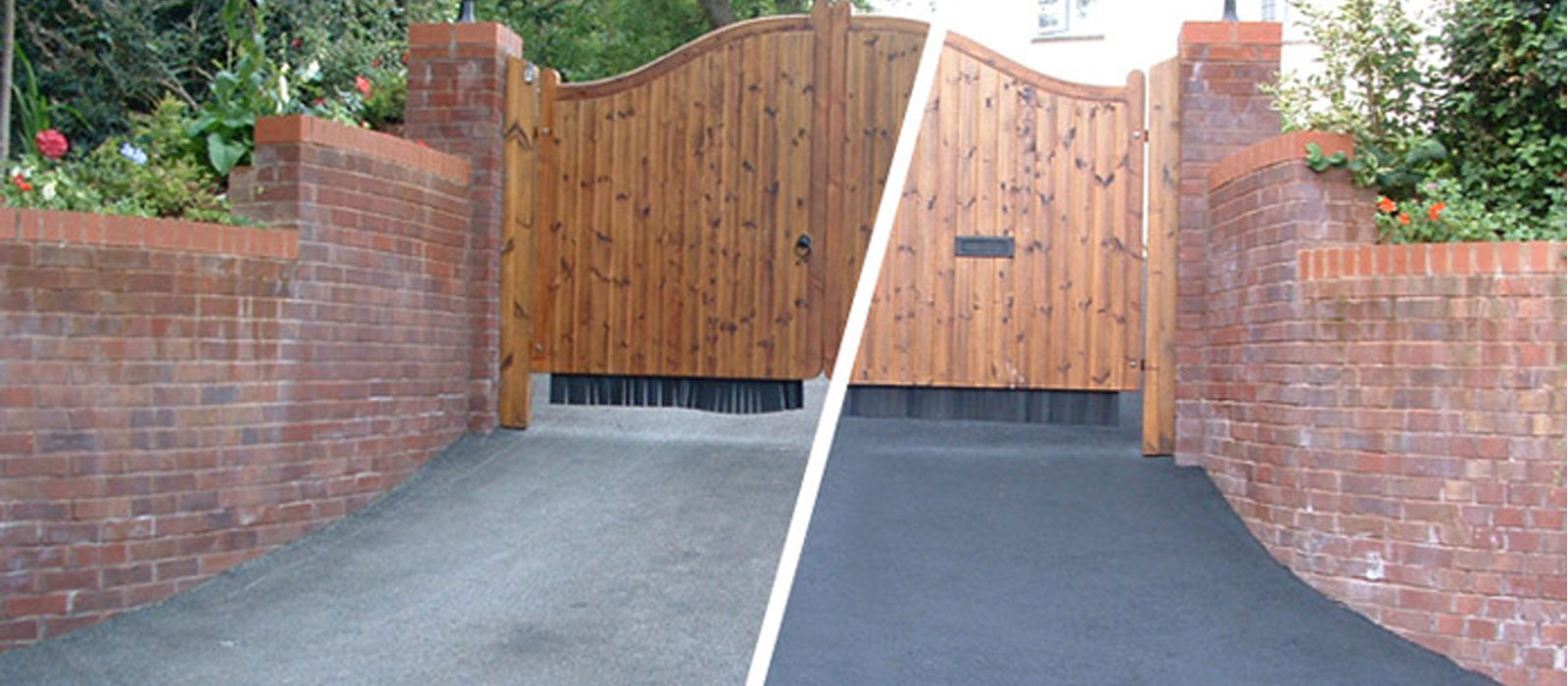 Tarmac Amp Resin Bound Driveway Cleaning In Essex Amp London