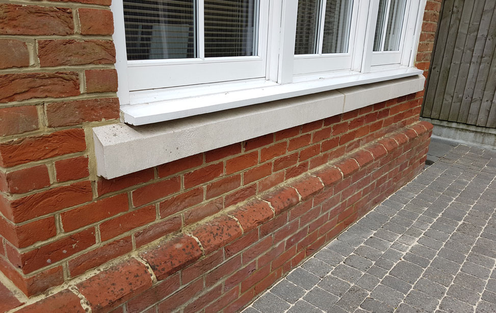 stone window sills essex